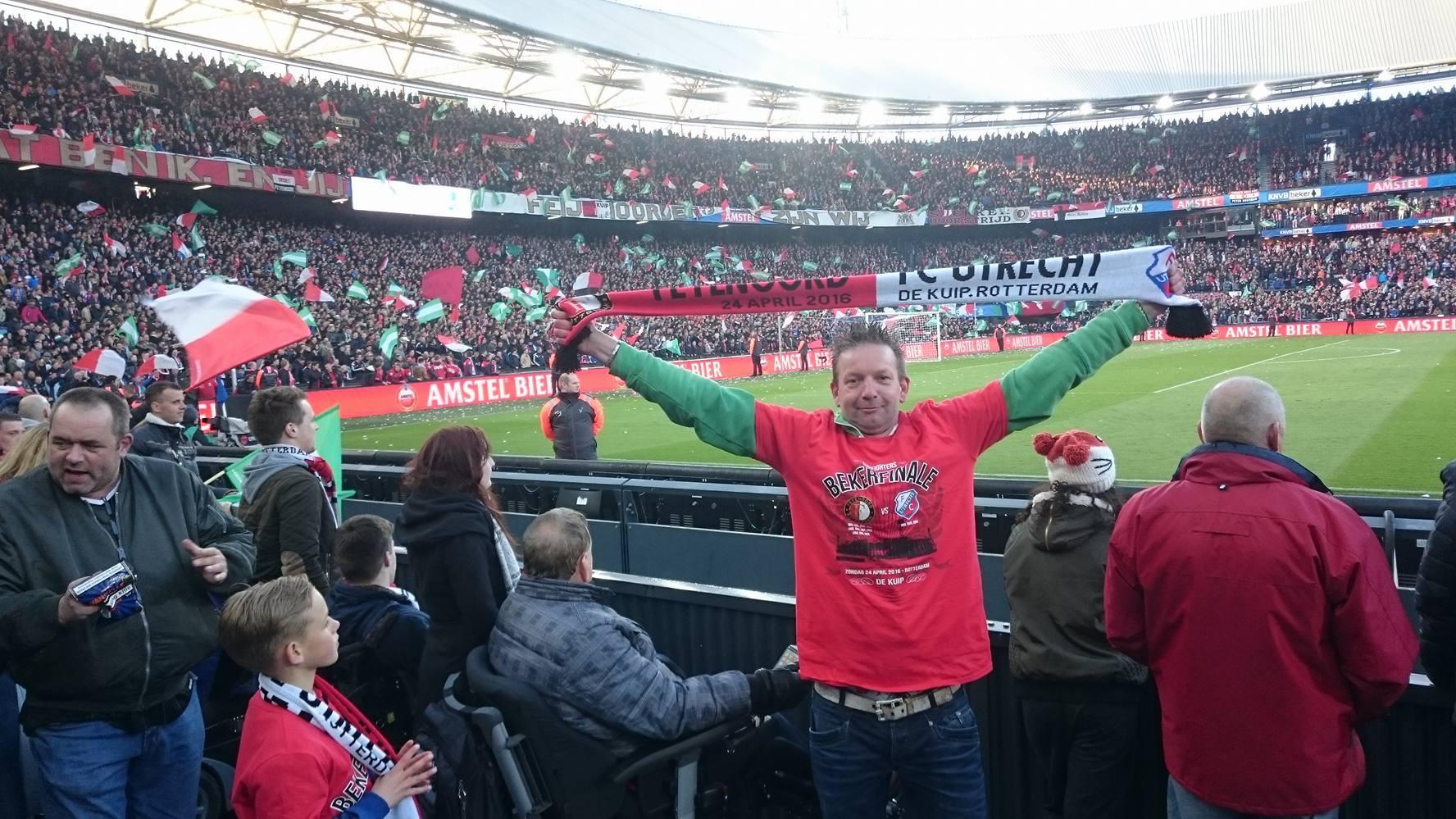 Feyenoord - Utrecth, Holland Kupadöntő