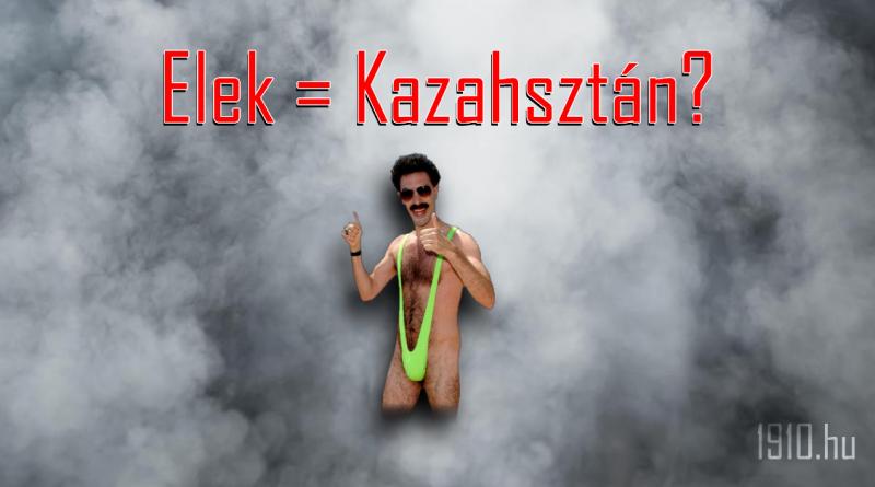 Elek cikk kazahsztán