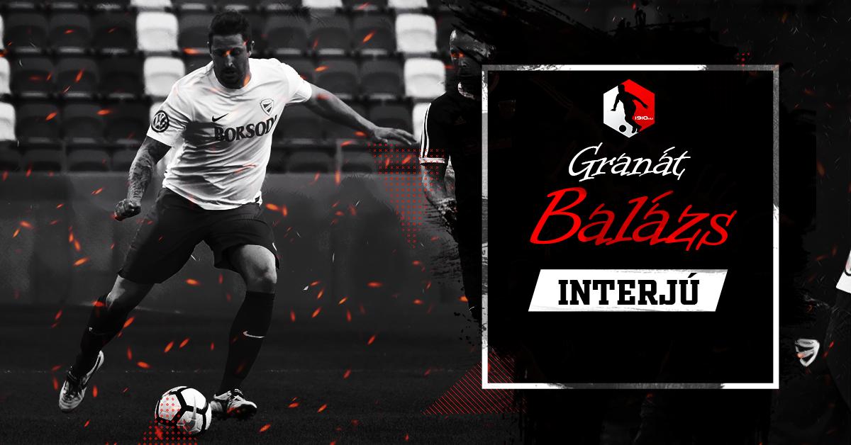 Granát Balázs - interjú